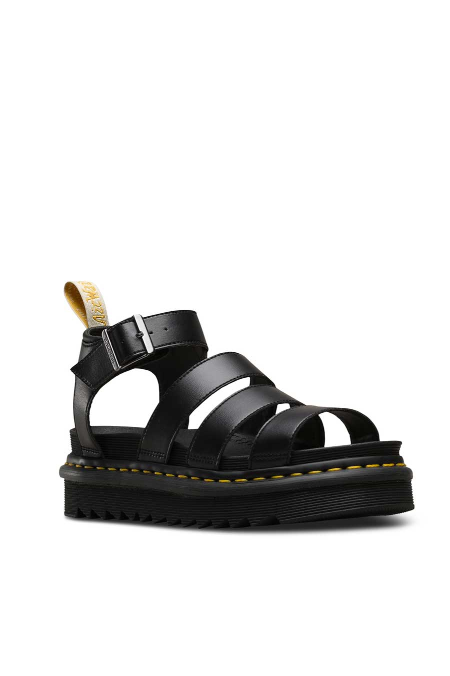 Blair Vegan Sandals Black