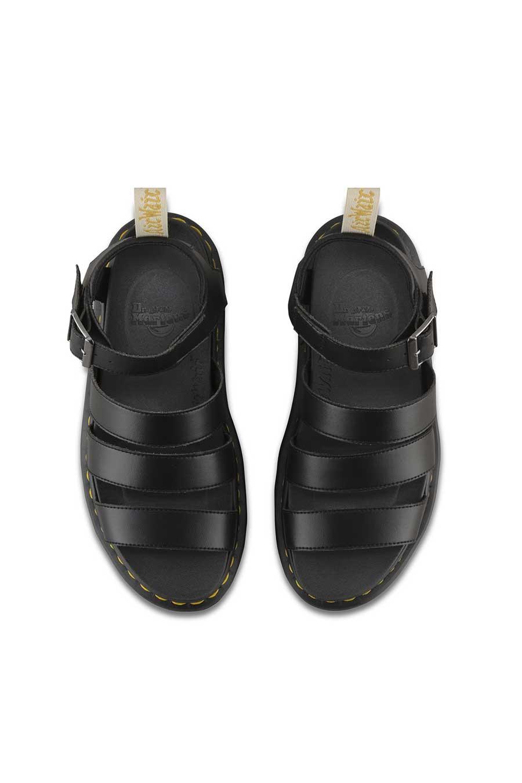 Blair Vegan Sandals Black