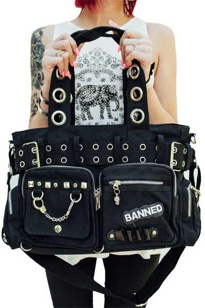 Handcuff Handbag Full Size