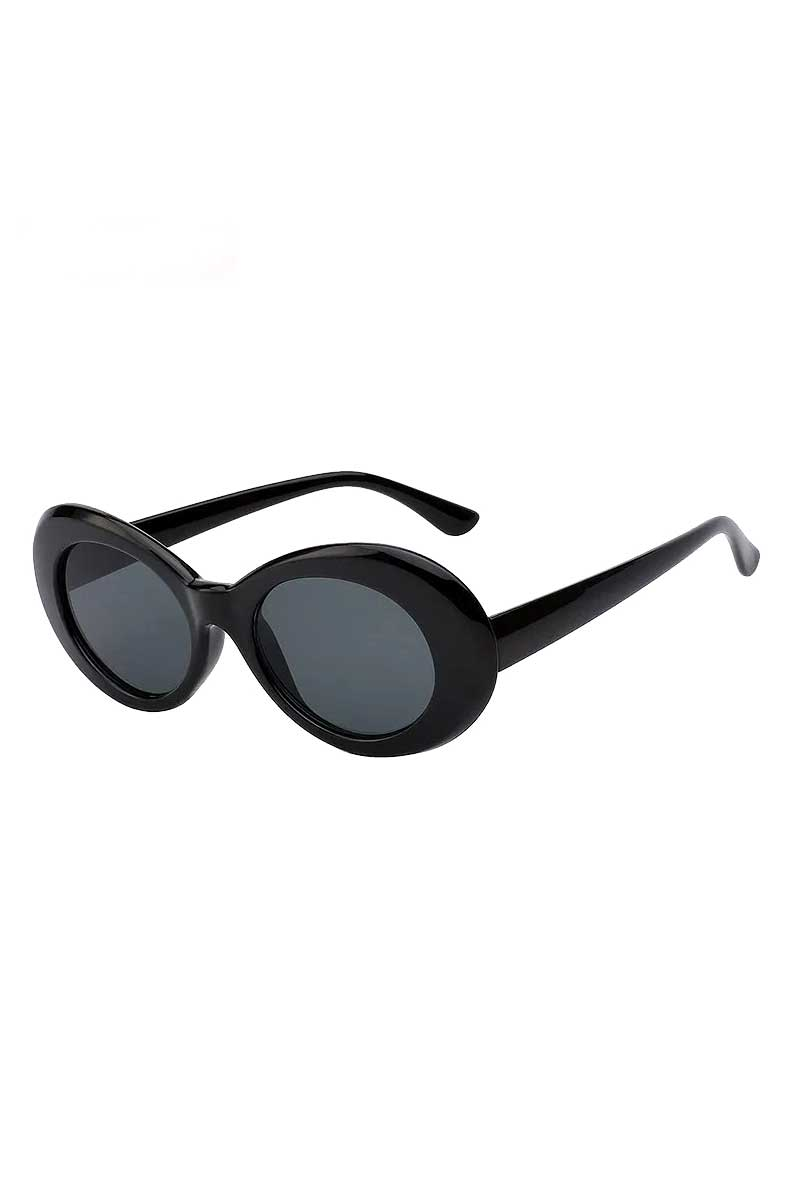 Kurt Cobain Sunglasses Black