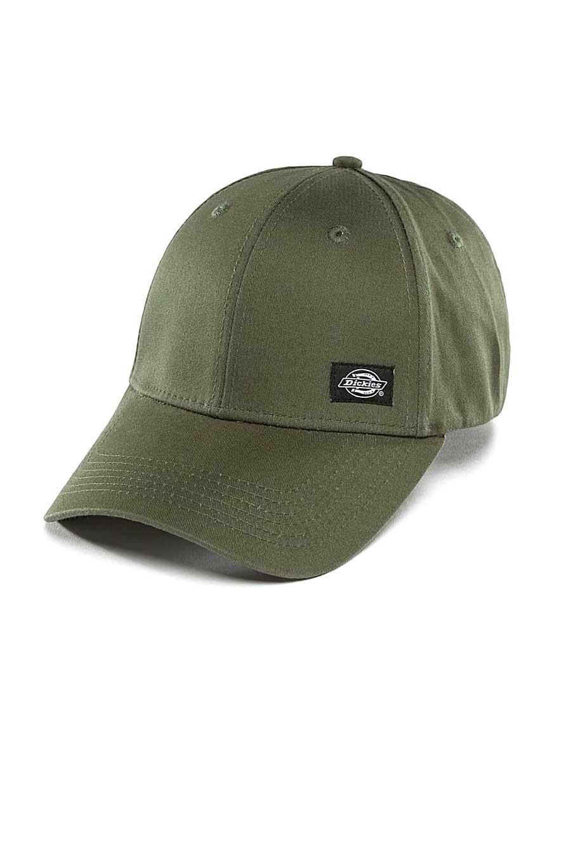 Morrilton Dark Olive Front Cap