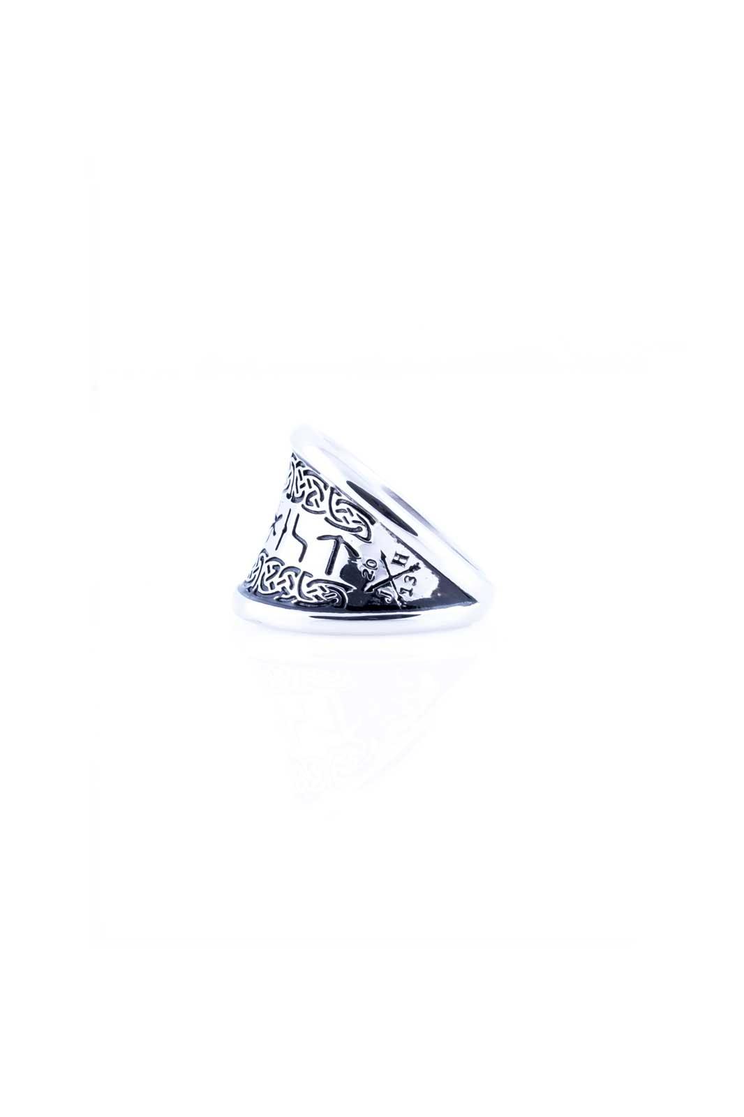 Ring Balder Stainless Steel