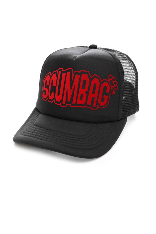 Scumbag Trucker Black