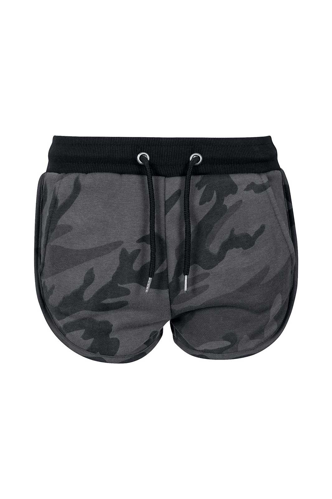 Camo Hotpants Camo framsida