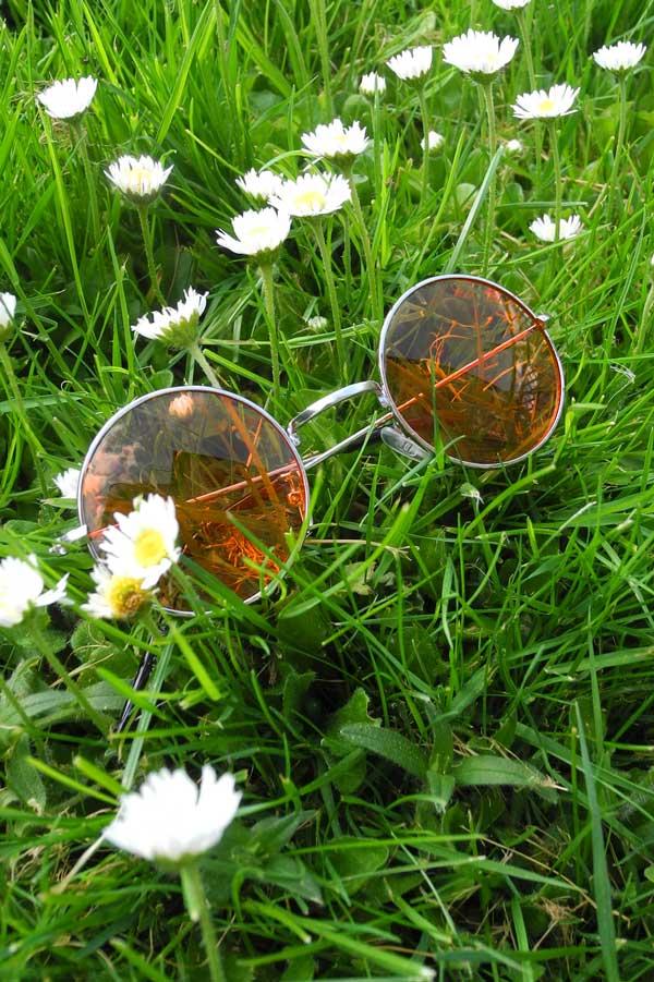 Orange Small Lennons