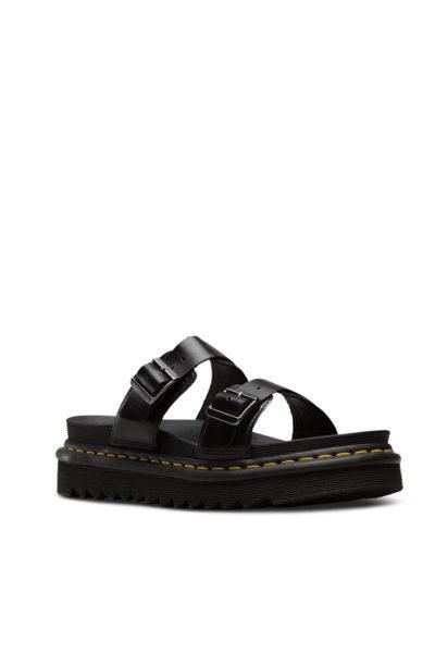 Myles Sandals Black
