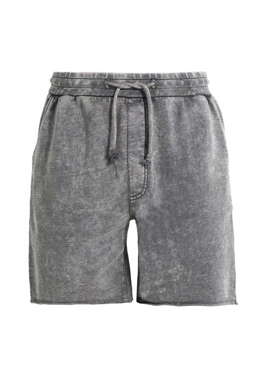 Vintage Terry Shorts Grey