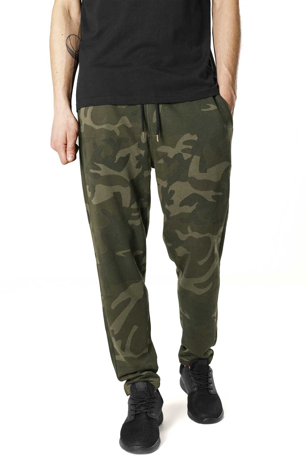 Camo Sweat Pants Camo