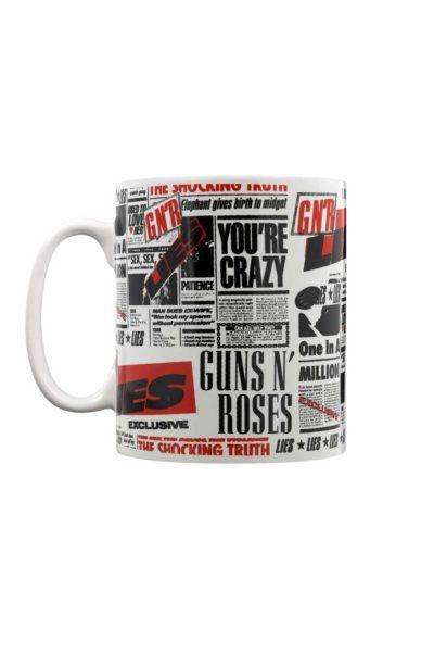 Guns'n'roses Lies Mug