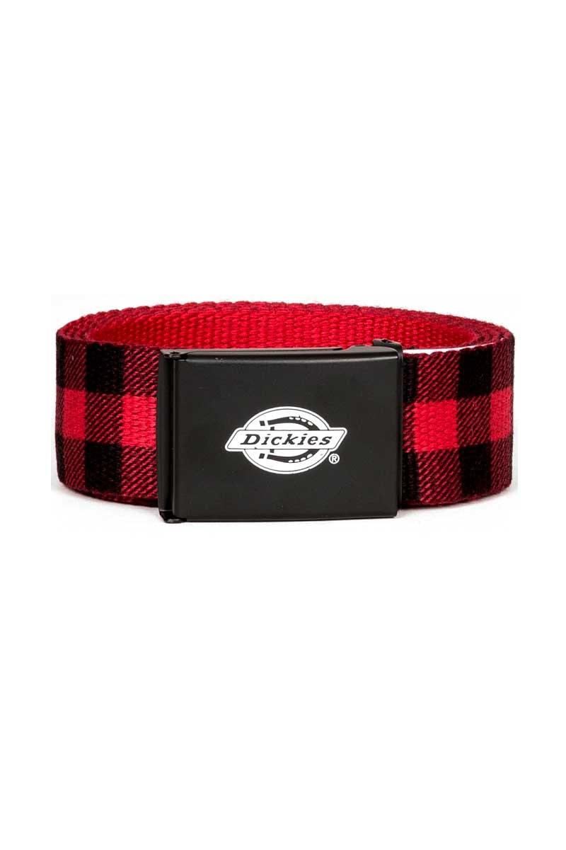 Scottsville Belt Red/Black