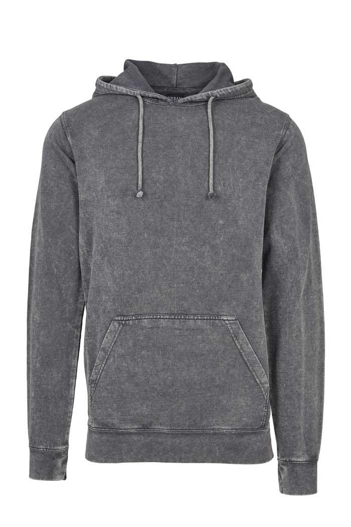 Vintage Hoodie Grey