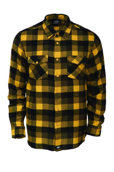 Shirt Luray Dijon Yellow