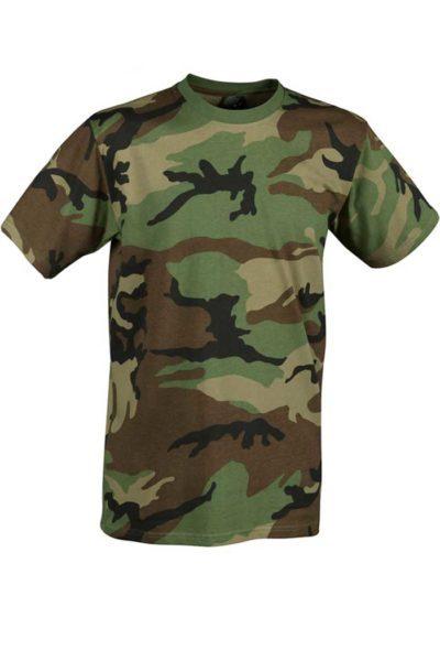 US Tarn-Shirt Camo