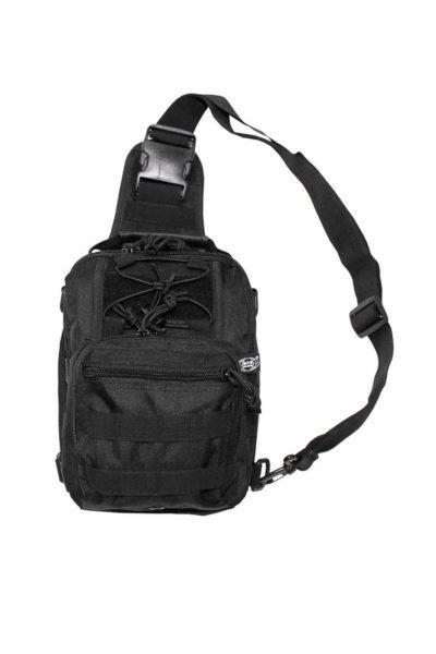 Crossover Shoulder Bag Black