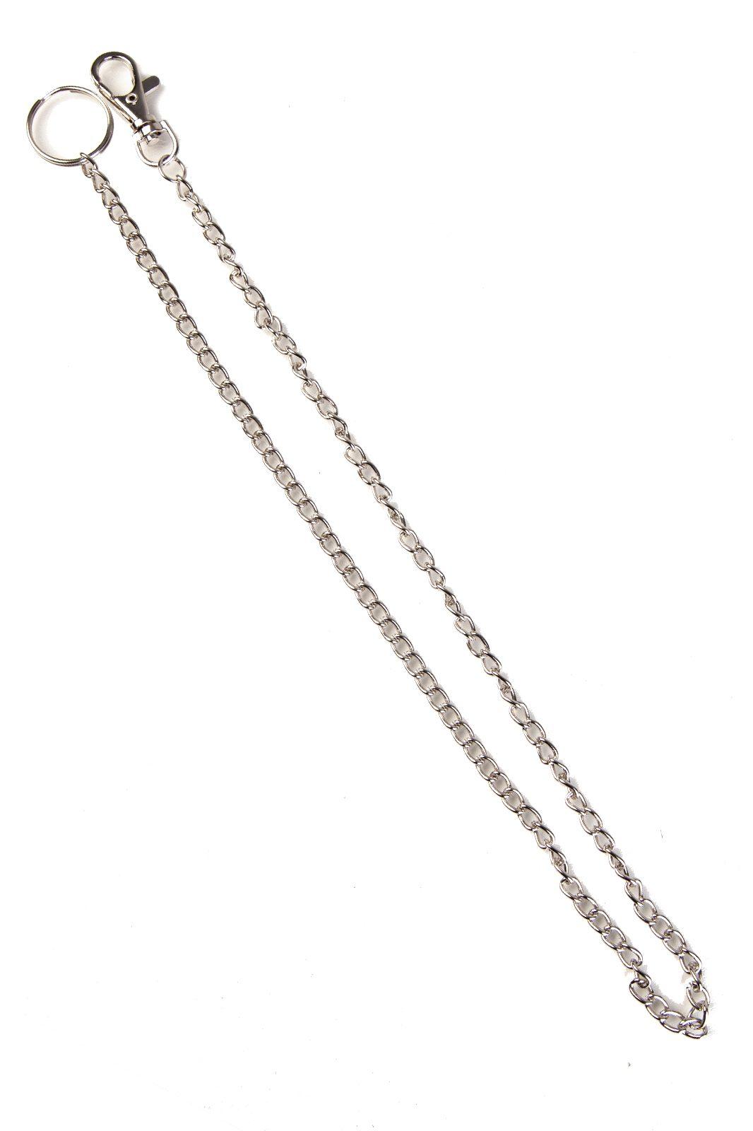 Jean Metal Thin Keychain 68cm