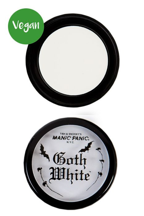 Goth White Cream/Powder Virgin