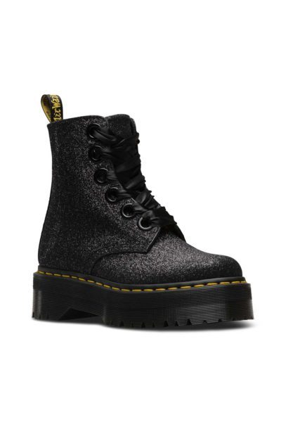 Dr Martens Molly GLTR Black