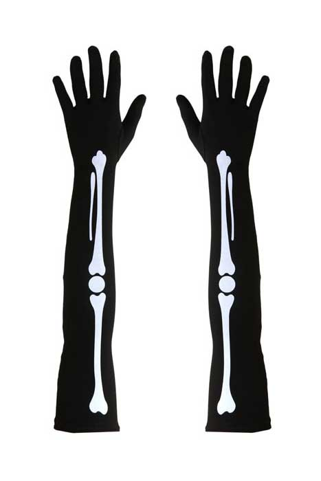 Long Bone Gloves