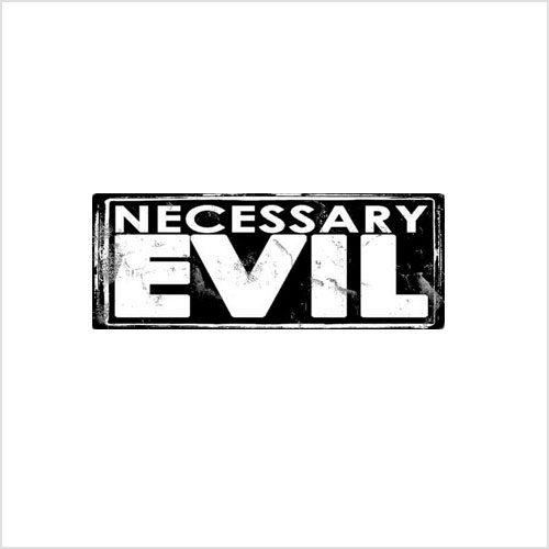 Necessary Evil Logo
