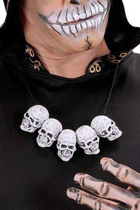 Skulls Necklace