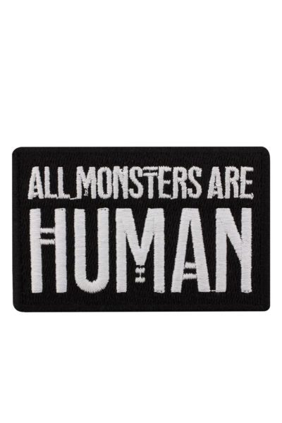 All Monsters Are Human Patch