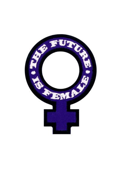 The Future Is Female Patch