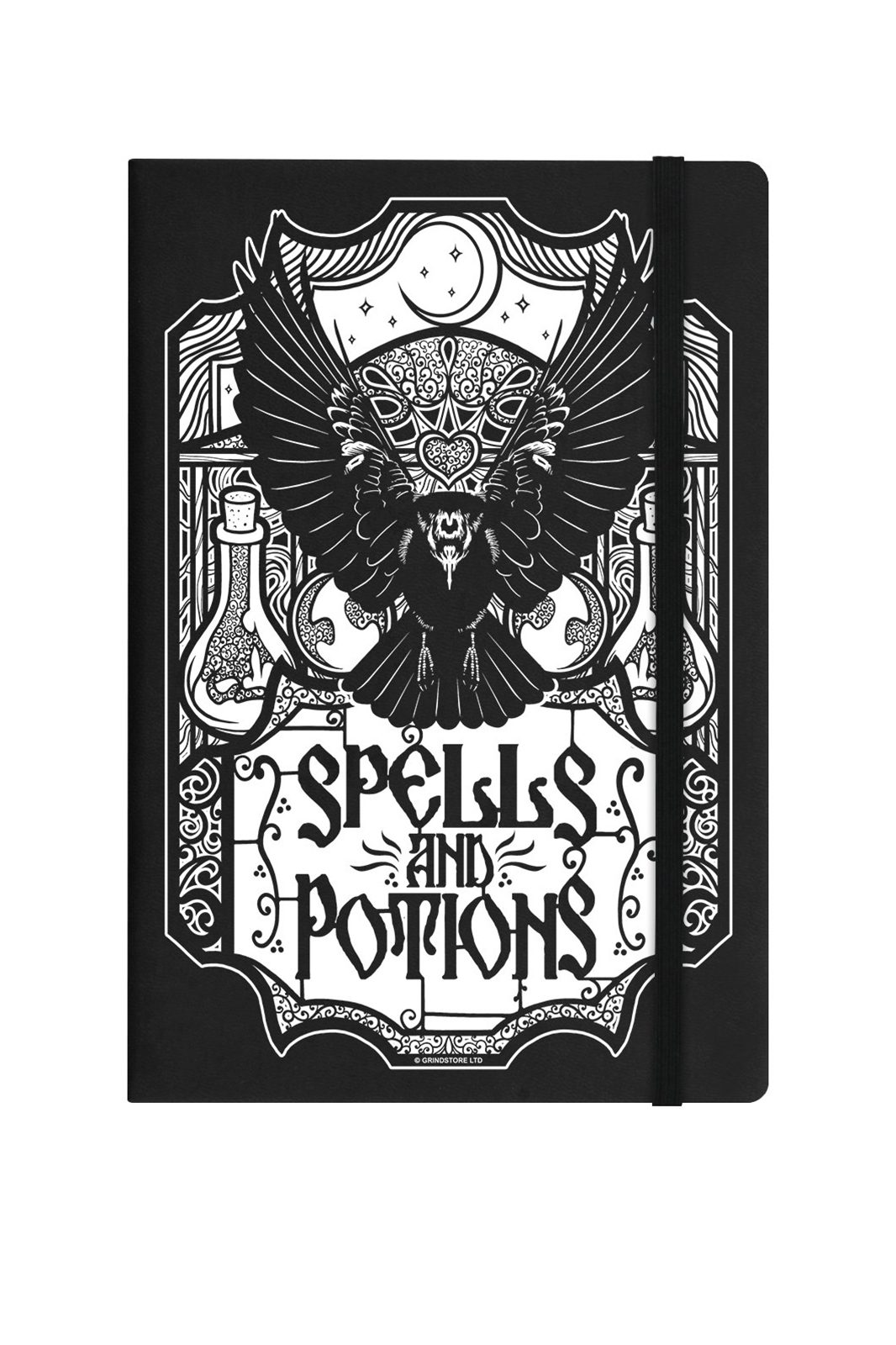 Spells & Potions Note Book