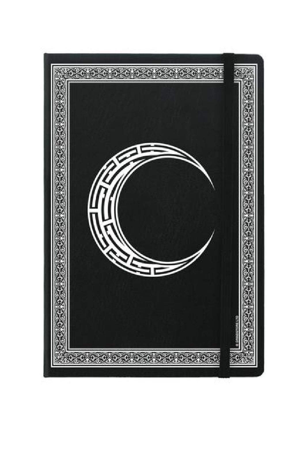 Celtic Moon Notebook