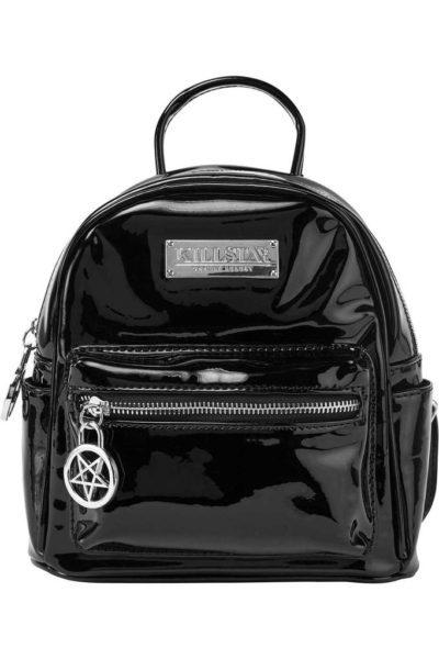 Darcy Mini Backpack Glossy
