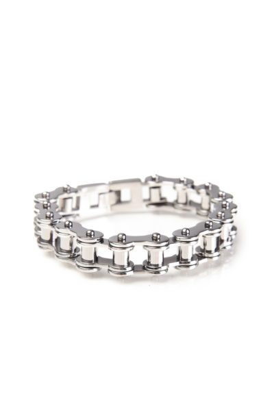 Bike Chain Bracelet Stainless Steel
