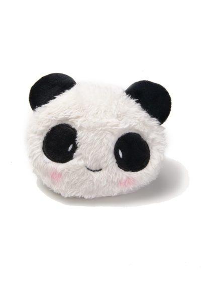 Fluffy Panda Purse