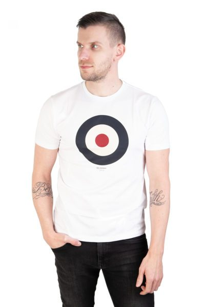 The Target T-shirt White
