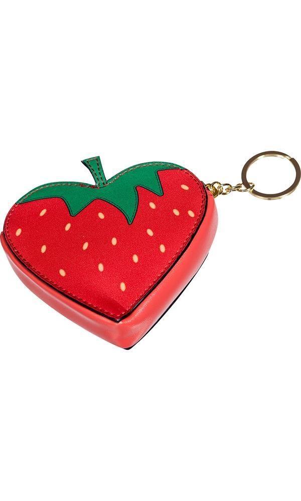 Strawberry In My Pocket Purse