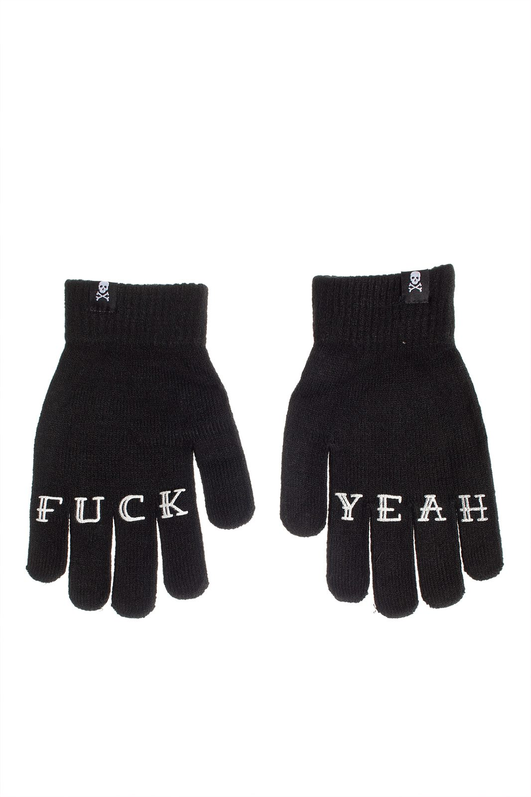 F*ck Yeah Knit Gloves