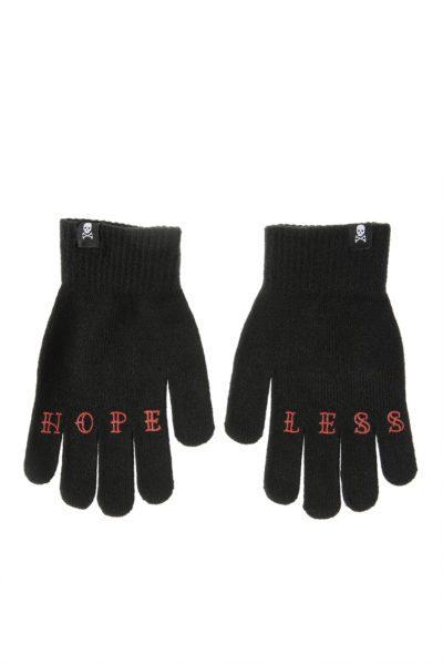 Hopeless Knit Gloves