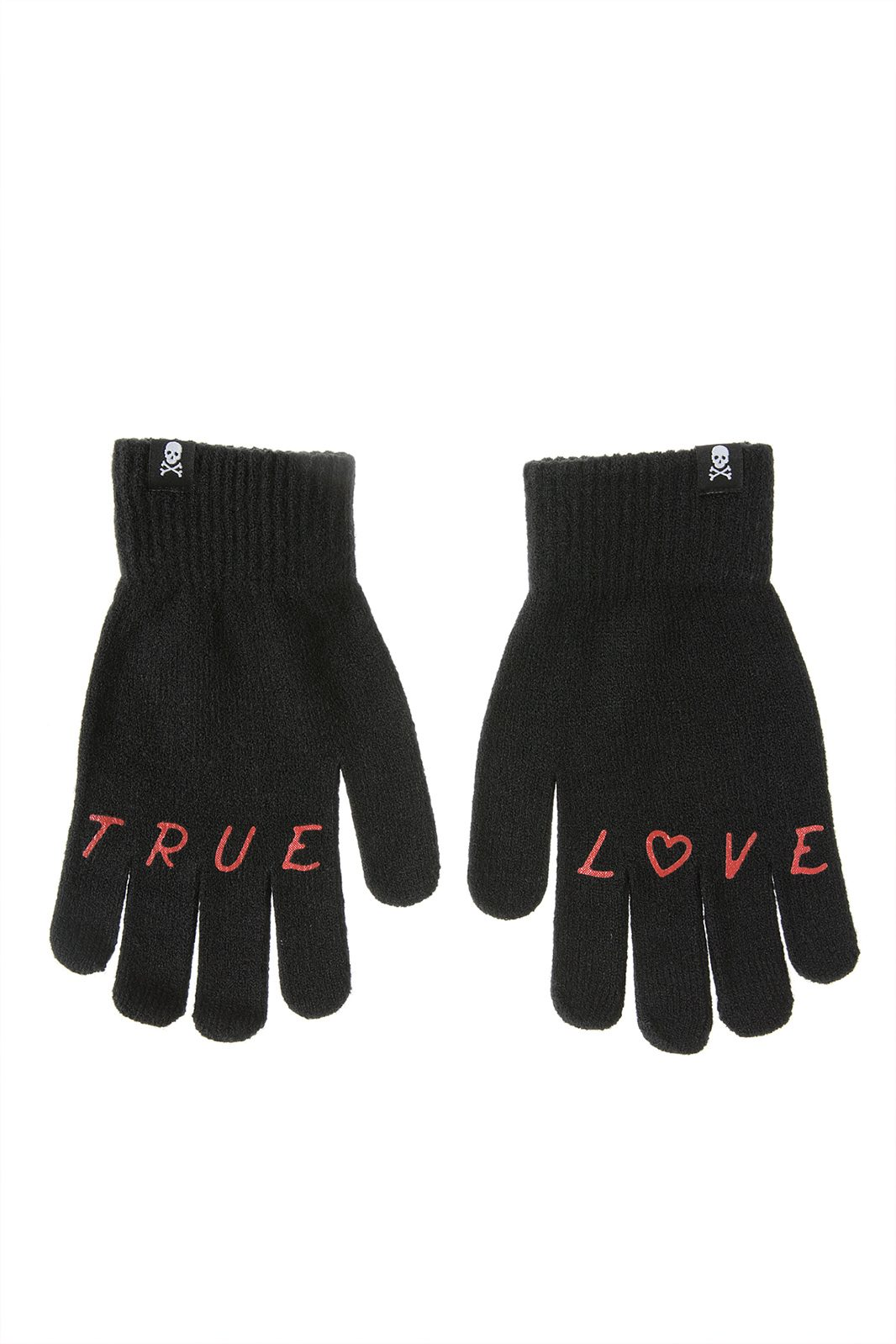 True Love Knit Gloves