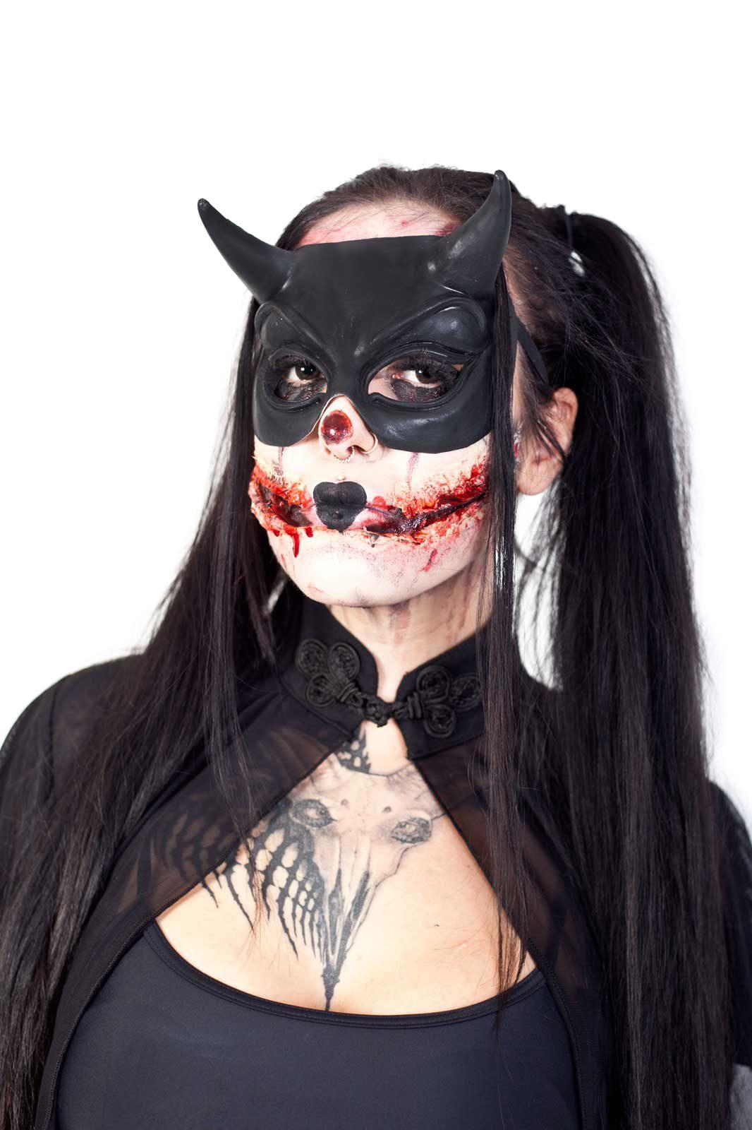 Evil Eye Rubber Mask