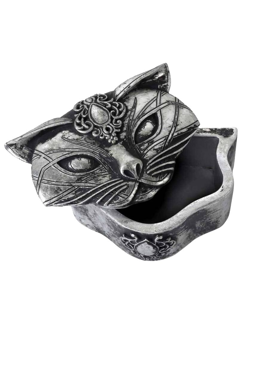 Sacret Cat Trinket Box