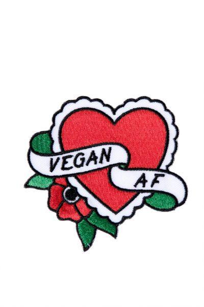 Vegan A.F Patch
