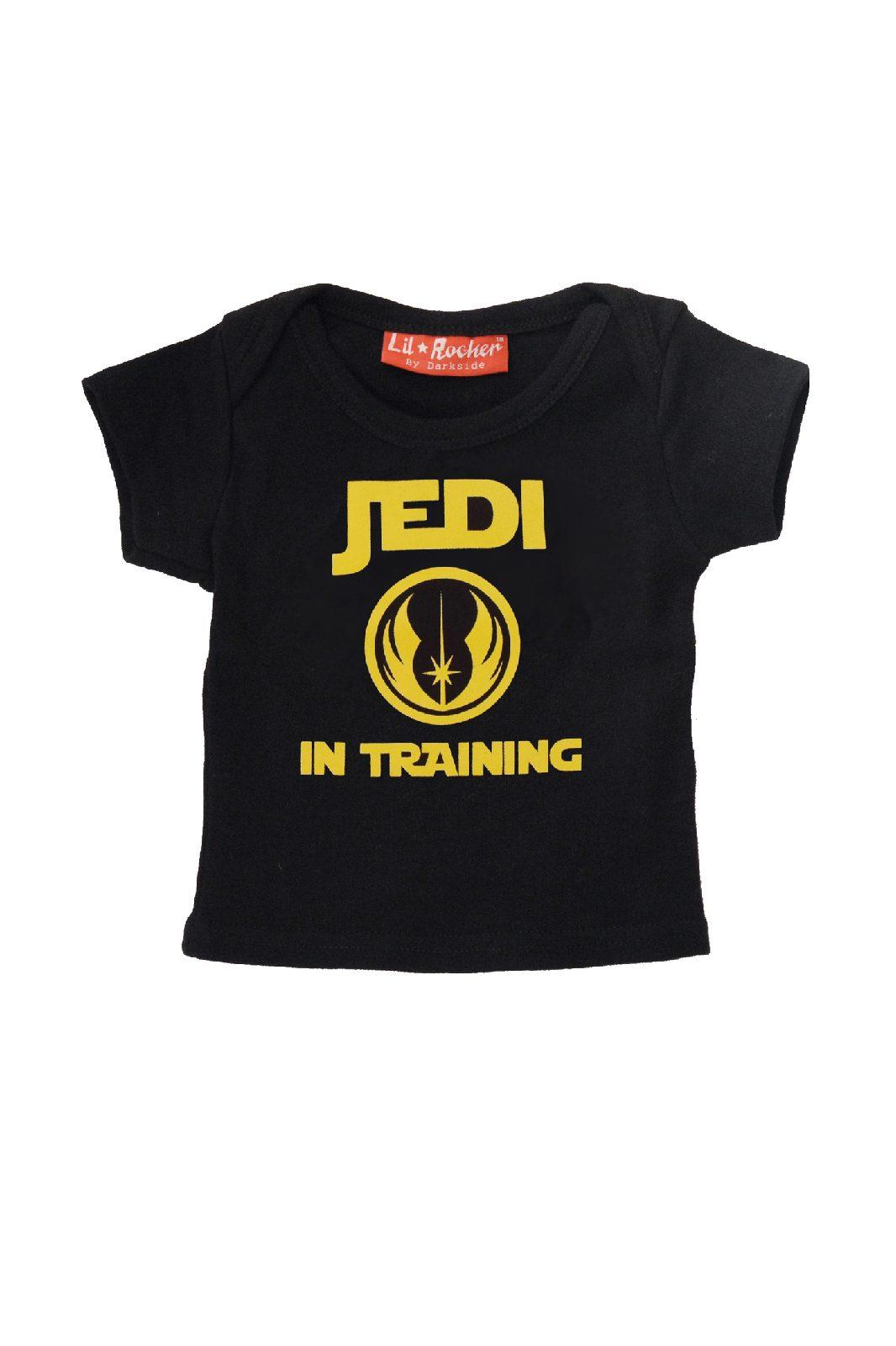 Kids Tee Jedi Black