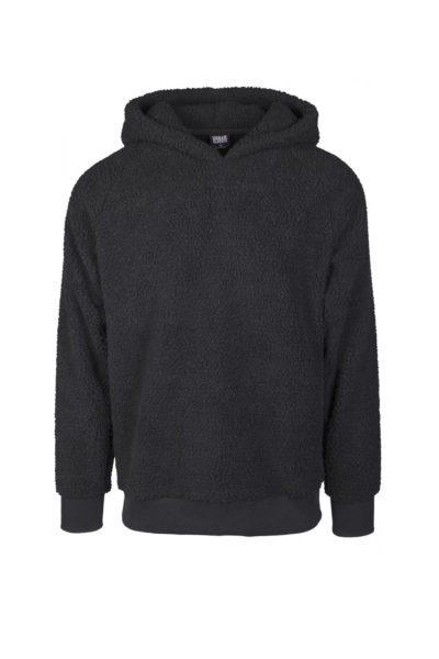 Sherpa Hoody Black