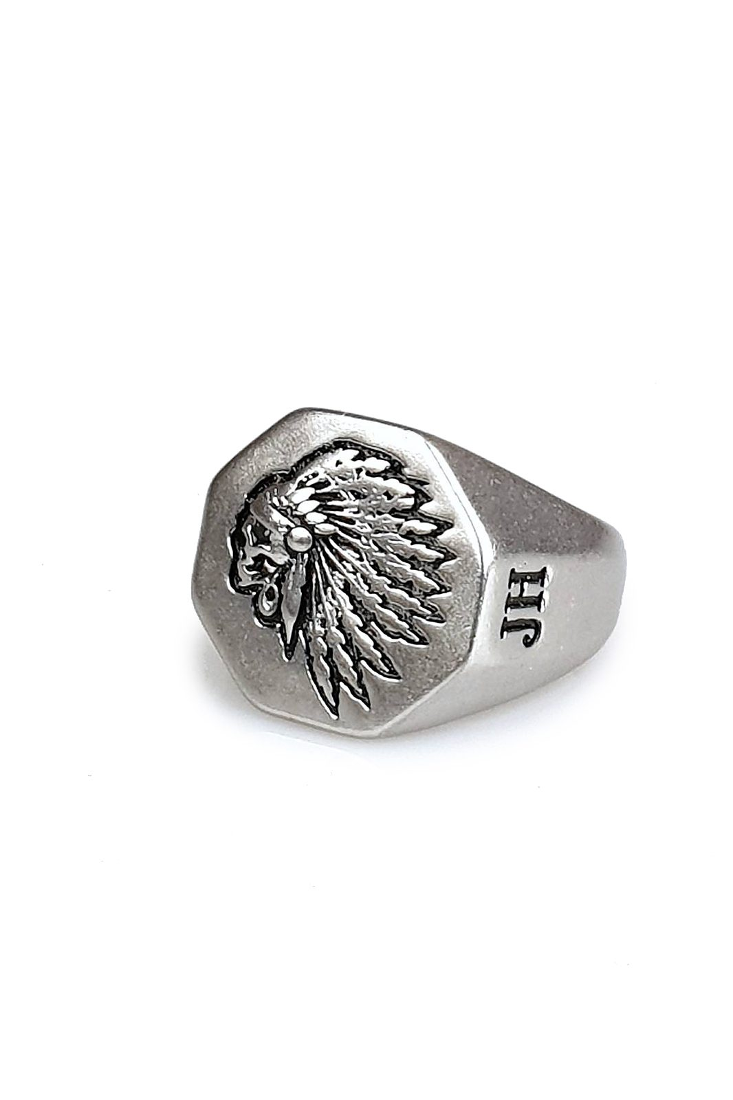 Ring Geronimo Stainless Steel