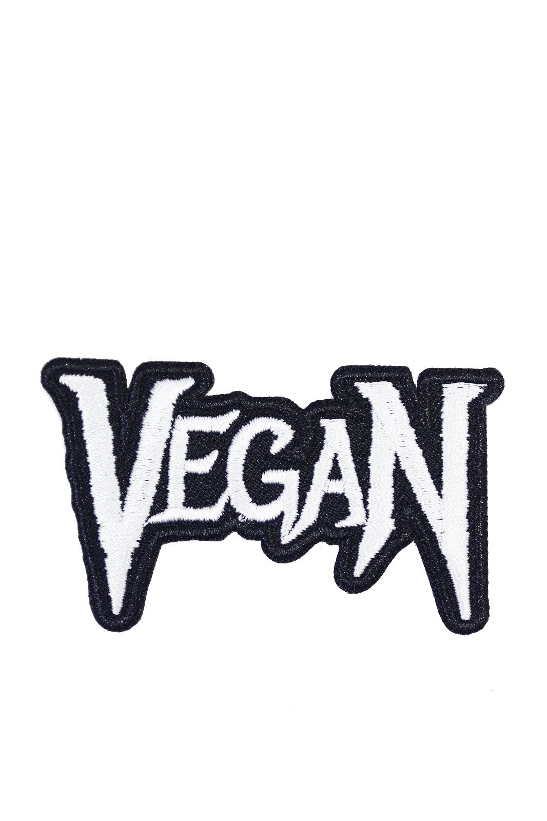 Vegan Metal Patch