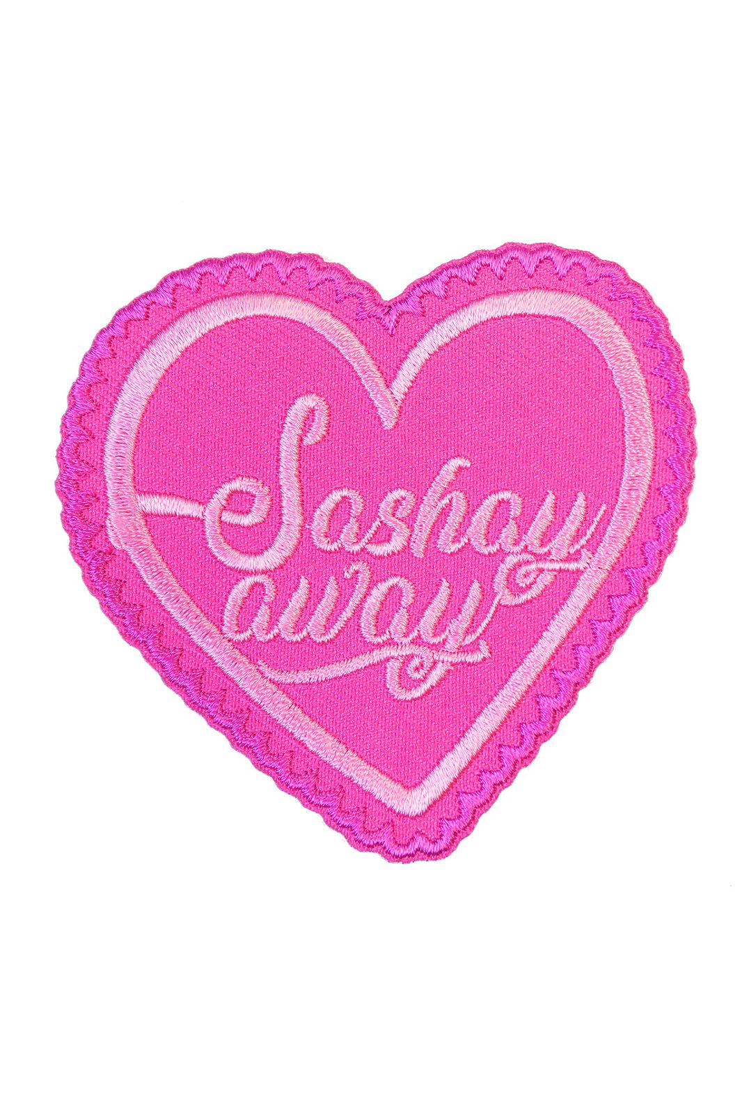 Sashay Away Patch