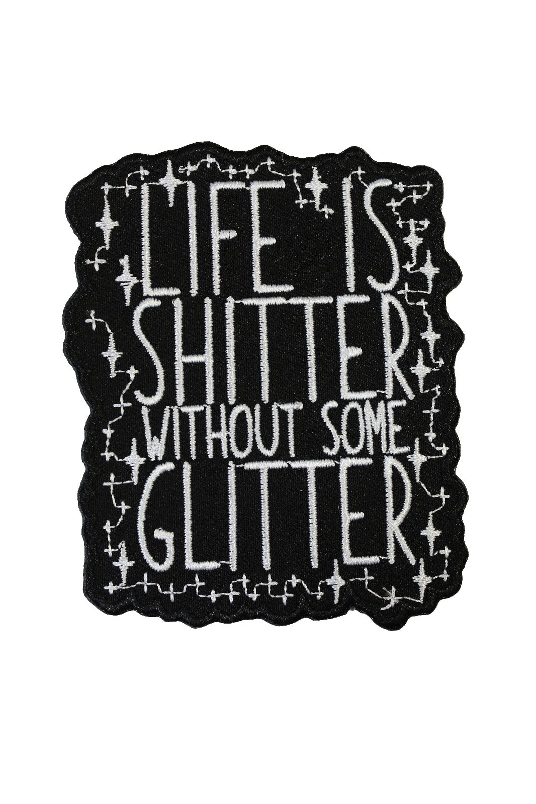 Life Is Shitter Patch