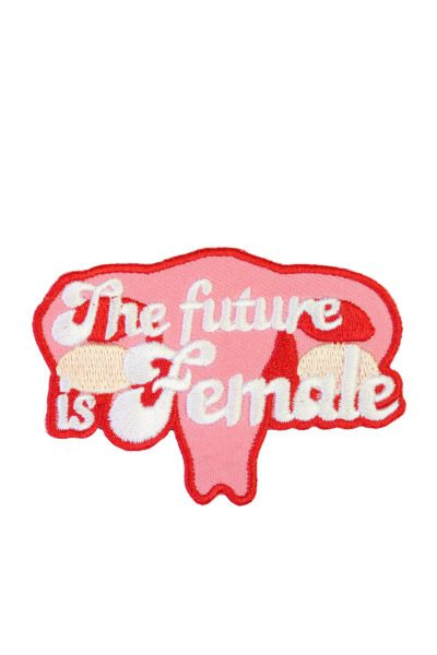 Future Is Female Patch