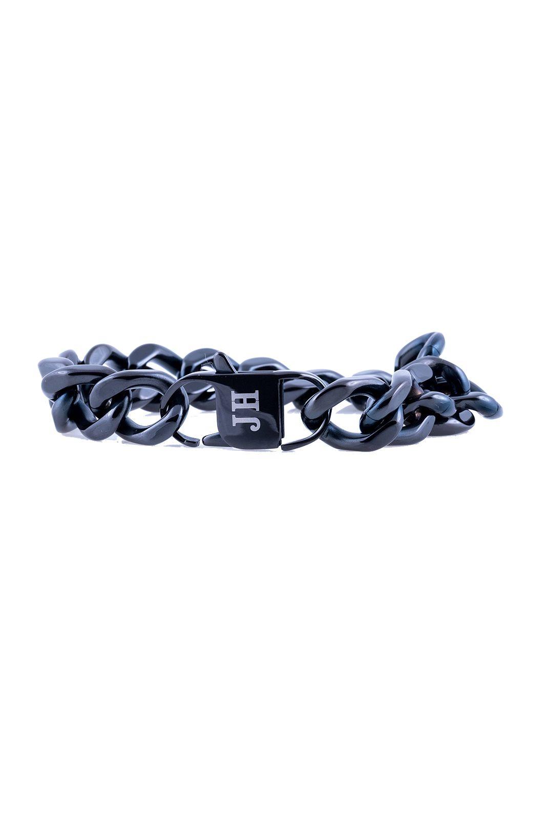 Bracelet Sonny Black Stainless Steel