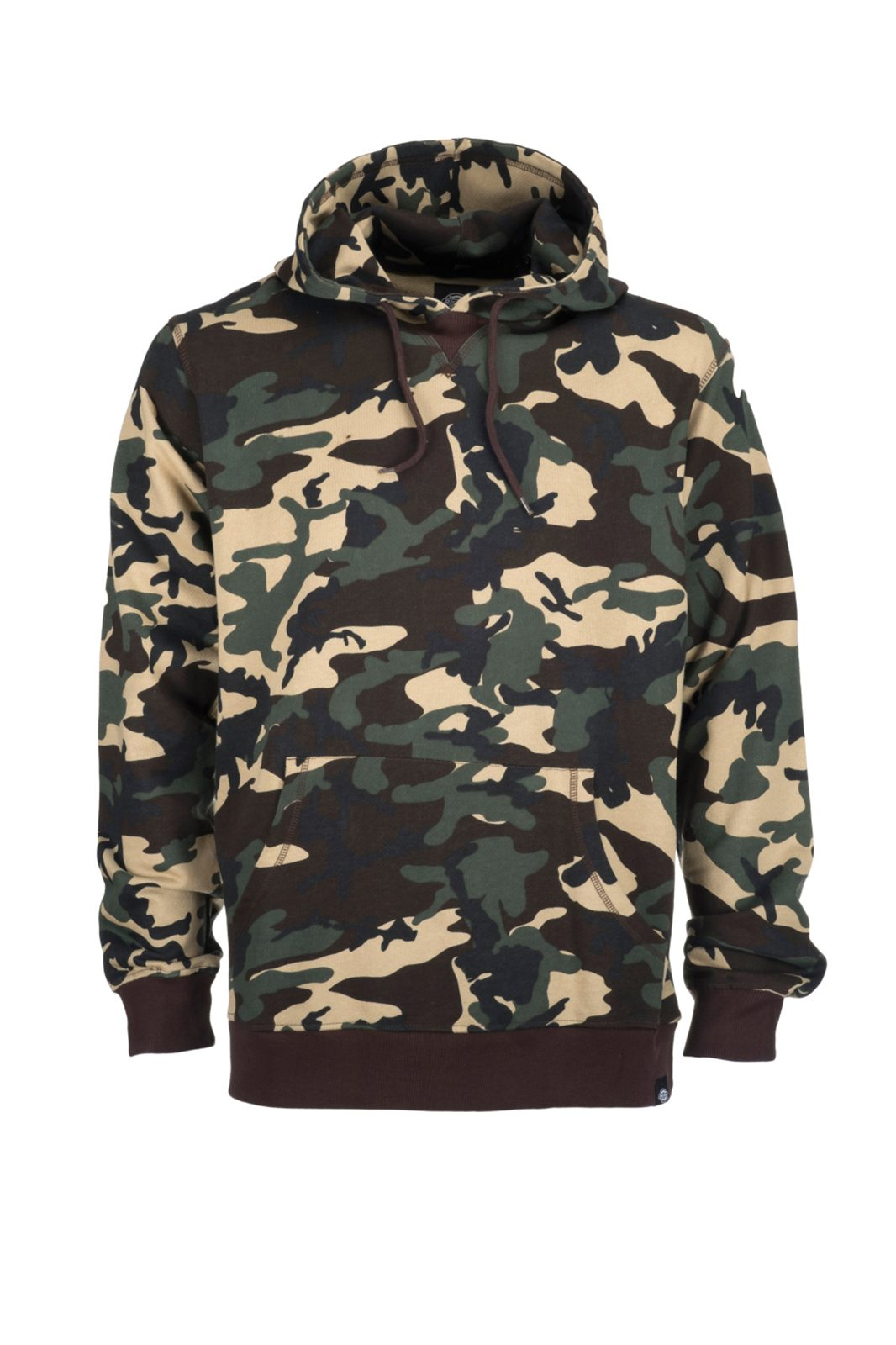 Philadelphia Hooded Sweat Camo
