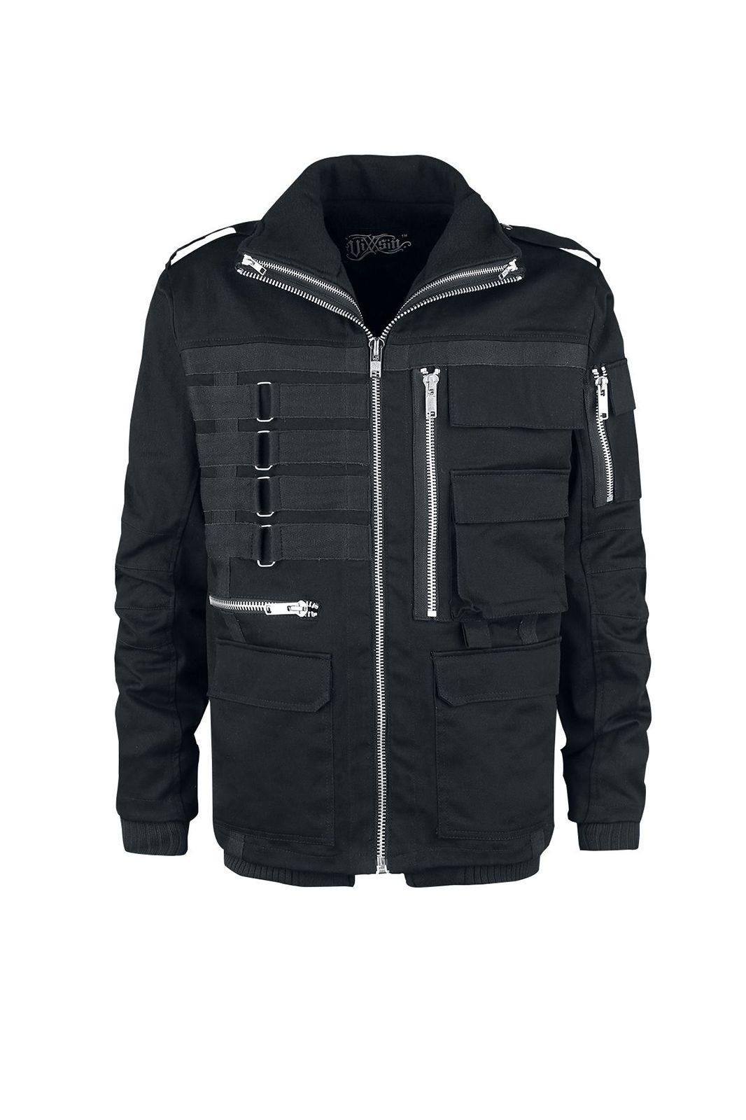 M6V Jacket Black