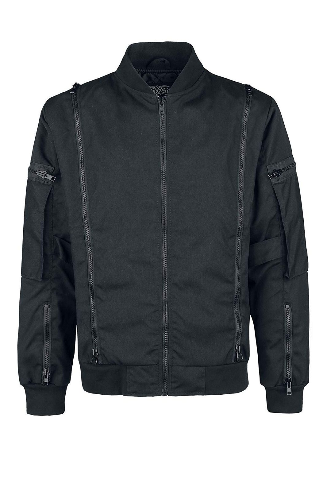 Mitchel Jacket Black